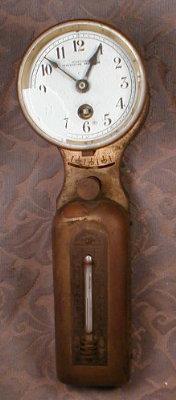 HONEYWELL Clock THERMOSTAT Temperature CONTROL