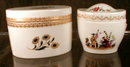 Royal WORCESTER Trinket BOXES -2- Covered JARS-