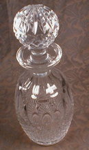 Waterford COLLEEN Decanter SIGNED Vintage