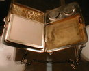 STERLING Carry All PURSE Watrous - ANTIQUE -