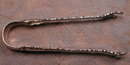 WHITING Louis XV Sterling SUGAR Tongs ANTIQUE-