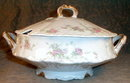 HAVILAND Tureen LIMOGES France - ANTIQUE -