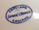 Spode TOWER Meat DRAINER Copeland - ANTIQUE -