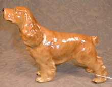 MORTENS Studio COCKER Spaniel - FIGURINE -