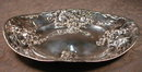BIRKS Sterling BREAD Tray GRAPE Pattern ANTIQUE