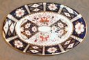 IMARI Royal CROWN Derby Gravy & UNDERplate -