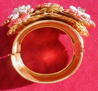 STANLEY Hagler N.Y.C.  Cuff Bracelet - LARGE -