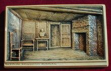 Ivorex SHAKESPEARE House PLAQUE - Chalkware -