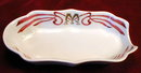 Maxims PARIS Cigar ASHtray - FRENCH Porcelain -