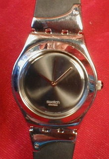 SWATCH Watch IRONY Swiss Made - 2002 -