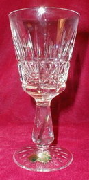 WATERFORD Kylemore CLARET Wine Goblets -2-