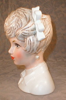 NAPCOware HEAD Vase C8497 Frosted Hair -