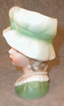Head VASE Colonial TEEN Inarco E5882 -Earrings-