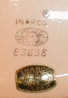 Teen HEAD Vase Inarco E3838 - Vintage -