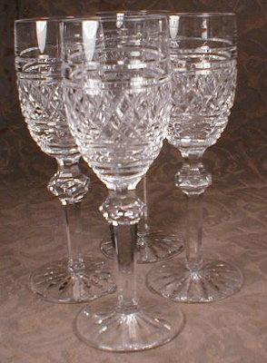 WATERford CASTLETOWN Sherry Glasses - 4 -