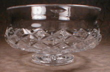 Waterford ALANA Crystal BOWL -Vintage-