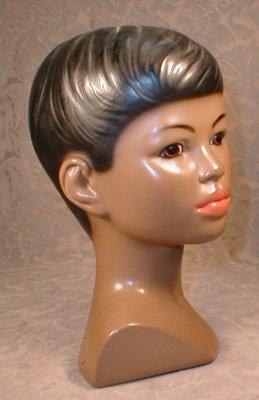 MARWAL Busts BOY Girl Asian -  PAIR -