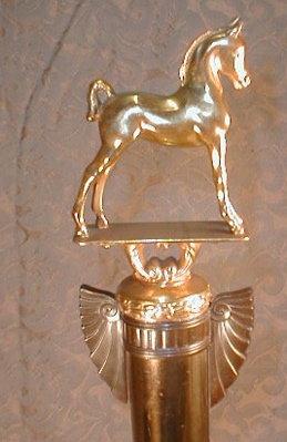 PONY Trophy DECO Style VINTAGE - 1941 -