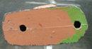 LEAD Shepherd FIGURINE Hand Painted -VINTAGE -