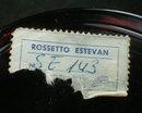 Murano SWAN Candlestick RED -Rossetto Estevan-