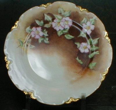 Haviland LIMOGES Trio CUP Saucer PLATE Antique-