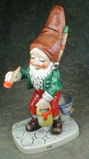 GOEBEL Co-Boy KUNI Artist Painter - Gnome -
