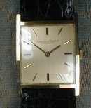 IWC Watch Gents 18k Gold - VINTAGE -