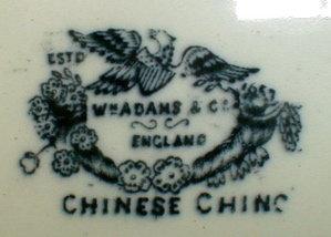 ADAMS Chinese Ching 10