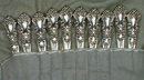 STERLING Fruit Knives Blackinton Co -ANTIQUE-