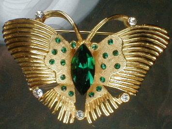 KRAMER Butterfly PIN - VINTAGE -
