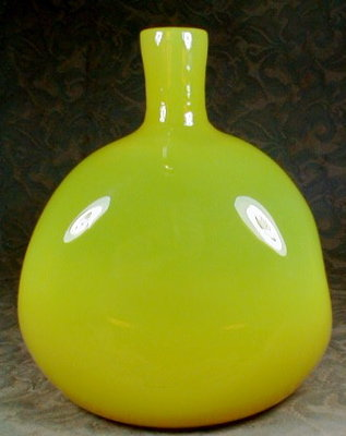 BLENKO Style BOTTLE - Yellow -