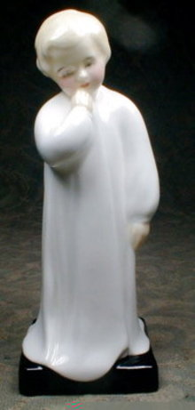 DOULTON Darling CHILD Figurine HN1985