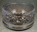 MERIDEN Silver Filigree Ferner - ANTIQUE -