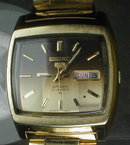 SEIKO 5 Automatic 21 Jewels Day Date - VINTAGE -
