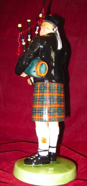 Royal Doulton THE PIPER Limited Edition Figurine HN3444