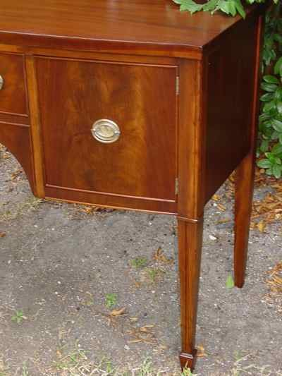 Antique Federal Style Mahogany Sideboard/Buffet