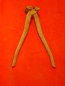 Antique Iron Nail Puller