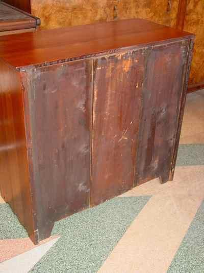 Antique Solid Cherry Chest