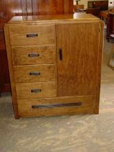 Edison Little Folks Furniture Company Maple Chifforobe