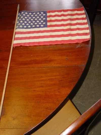 Vintage 49-Star United States of America Flag