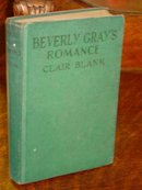 Beverly Gray's Romance by Claire Blank, 1941 Edition