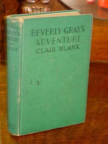 Beverly Gray's Adventure by Claire Blank, 1944 Edition