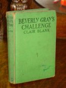 Beverly Gray's Challenge Claire Blank, 1945 Edition