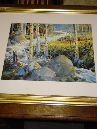 Gregory F. Messier Print