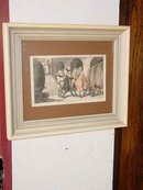 Pair of Thomas Rowlandson, Doctor Syntax Antique Engravings