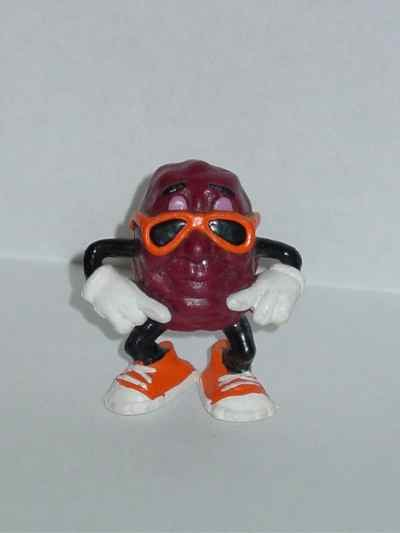 Ben Indasun, California Raisin