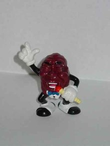 Tiny Goodbite, California Raisin