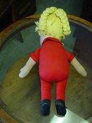Vintage Sister Belle Mattel Talking Doll