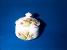 Miniature Porcelain  Box
