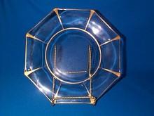 Crystal Dessert Plates (Set of 4)